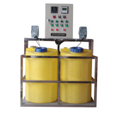 Chemical Dosing System for Fresh Water /Seawater and Recycle