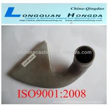 Aluminium-Motorgehäuse Gussstücke, Aluminium-Druckguss-Motorgehäuse