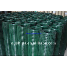 PVC Coated Welded Wire Mesh(Factory&Exporter)