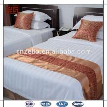 Bettwäsche Set Bett Flagge dekoriert Hotel Bett Schal
