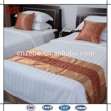 Bedding set bed flag decorated hotel bed scarf