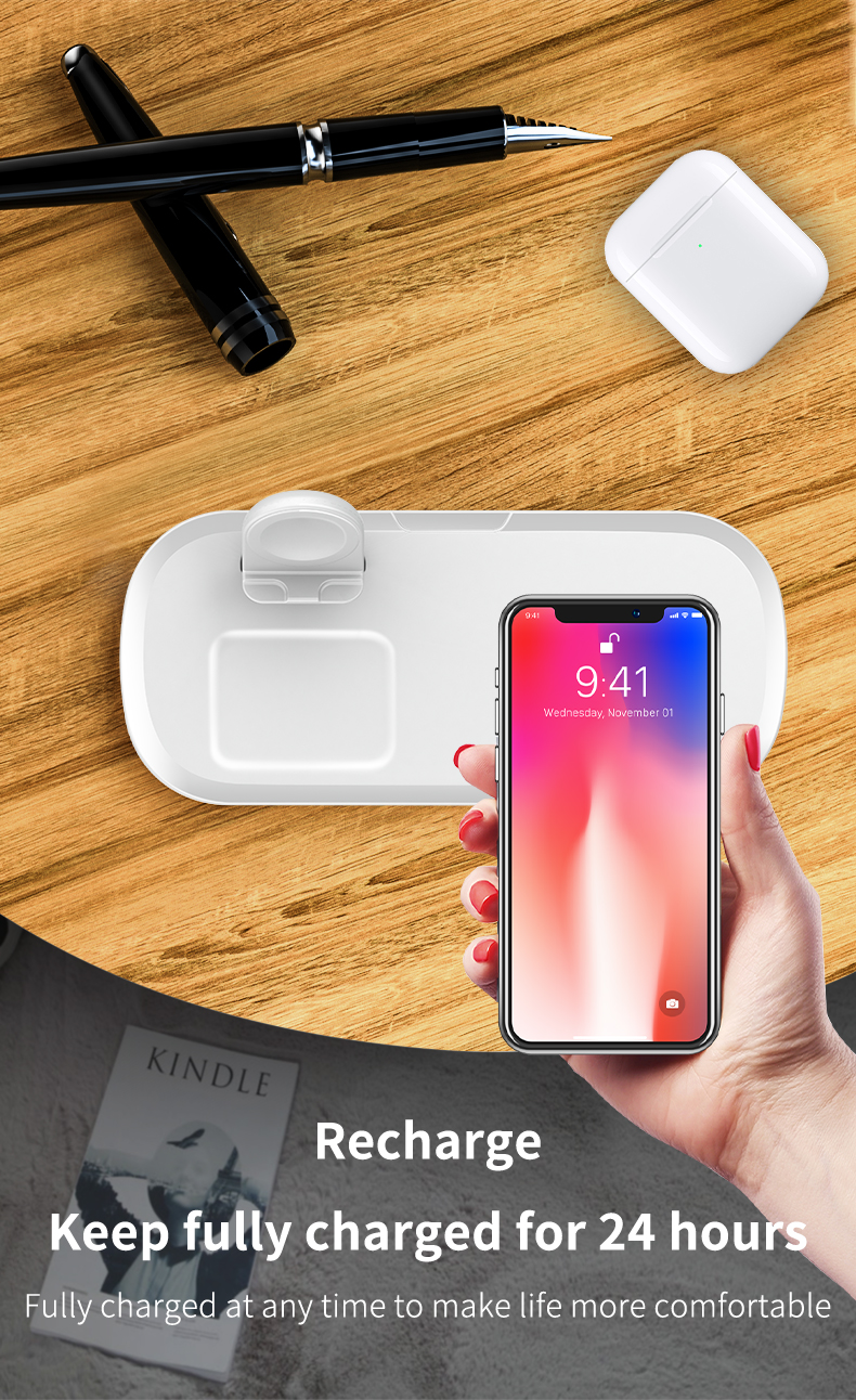 wireless charger stand samsung