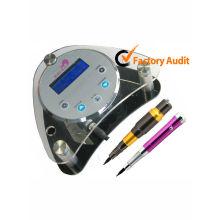 Hohe Qualität Permanent Complete Wireless Tattoo Make-up-Kit