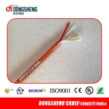 Cabo flexível do microfone do cabo do microfone do PVC da alta qualidade