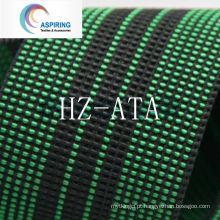 Sofá Design Braided polipropileno Elastic Webbing Band para cadeiras