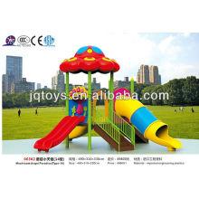 Sistema de juegos infantiles Playground de plástico