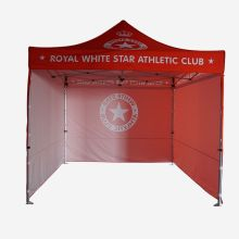 Event Tents with Custom Printing