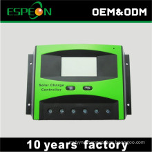 30A 12V 24V LCD solar panel charge controller for solar system