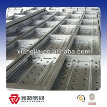 2014 ADTO groupe haute qualité 210mm échafaudage métallique planche à vendre