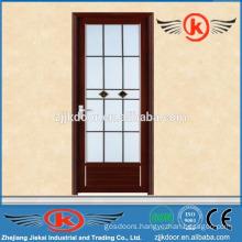 JK-AW9012 modern aluminum interior glass doors design