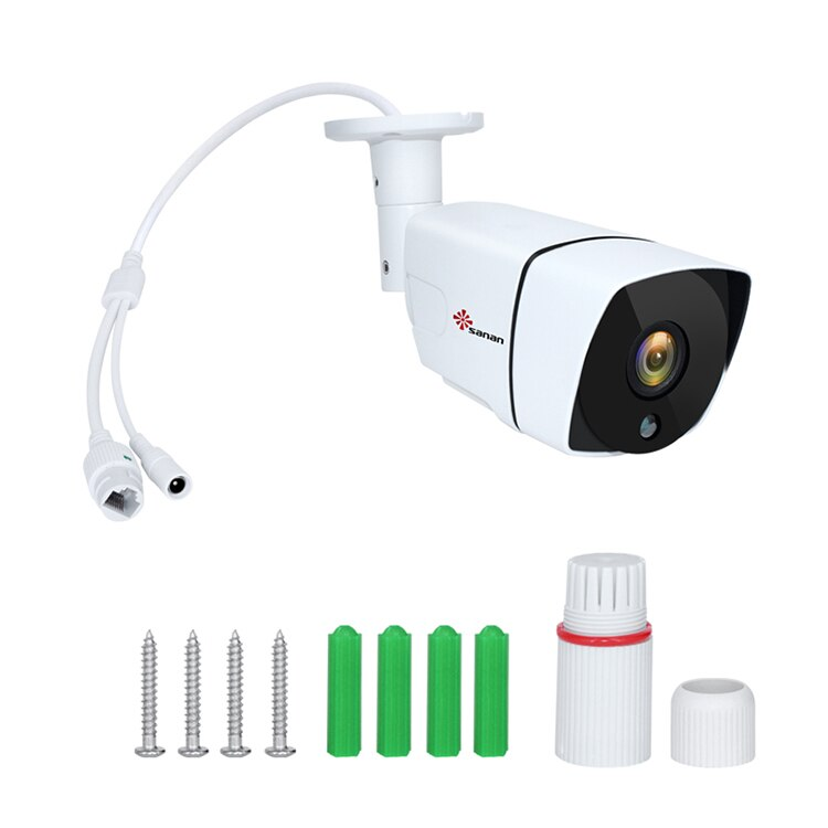 Wired IP camera