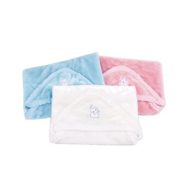 100% polyester Swaddle Blanket Baby Swaddle Wrap blanket