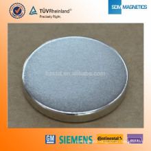 Manufacture in China neo magnet ferrite magnet disc magnets with high power