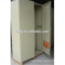 Custom sheet metal powdercoating distrubution box