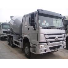 HOWO 6X4 12 M3 Concrete Mixer Truck