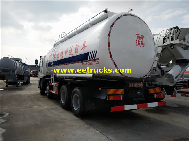 Dry Powder Transport Trucks