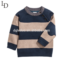 Los niños de alta calidad de otoño e invierno ropa niño niño suéter jersey