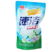 500g Ny Bag/Gusseted Detergent Bag/Plastic Laundry Detergent Bag