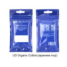 Ud Wholesale 100% Original 5PCS Muji Atomizer Wicking Original Ud Organic Muji Cotton