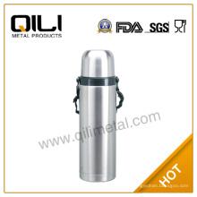 Nuevo tipo por mayor de hidromasaje frasco de acero inoxidable, caliente nuevos productos para el año 2015