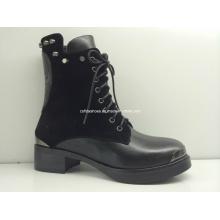 Mais recentes botas de segurança para senhoras trabalhadoras de moda
