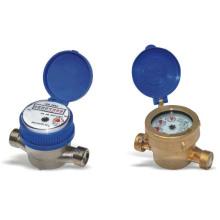 Medidor de água de jato único (LXSG-13D / LXSG-20D)