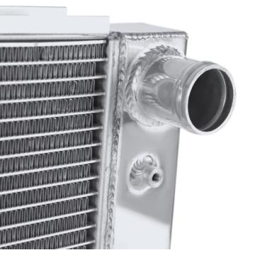20Y-03-42452 radiador de resfriamento de tanques de água PC240-8