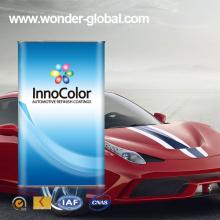 Endurecedores da série Innocolor para revestimento superior e transparente 2k