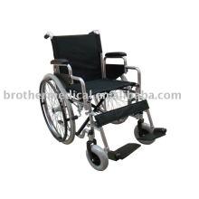 Silber Selbstfahrender Standard-Manueller Rollstuhl BME4617S
