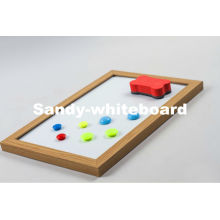 MDF border magnetic white board-sandywhiteboard