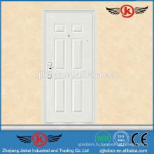 JK-S9019B 2014 дизайн стальной двери повышенной безопасности