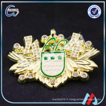 La mode a un badge d'honneur
