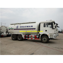 SHACMAN 28 CBM Dry Powder Tank Trucks
