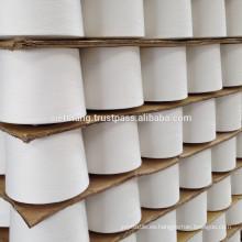 Hilo de poliéster / algodón TC20 / 1