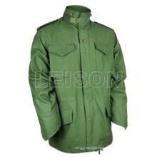 Nylon/Cotton Waterproof Mens Military Jacket,Military Waterproof Jacket,Combat Jacket Military