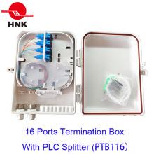 16 Anschlüsse Glasfaserkabel Anschlusskasten (PTB116)