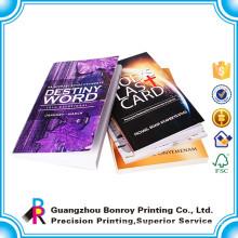 machine binding book printing service cheap paperback factory