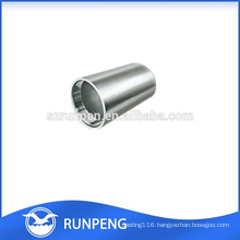 High Precision OEM Extrusion Aluminium Alloy Pipe Parts