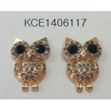 Lovely Elegant Owl Earrings Fashion Jewelry