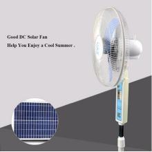 Nuevo ventilador de energía solar para el hogar