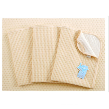 Organic Cotton Water Proof Changing Pads Mat Resusable