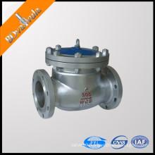 check valve CL600 A216 WCB check valve flanged
