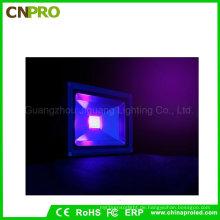 Schwarze oder graue LED-Licht UV-Flut 10W mit IP65 wasserdicht Epistar Chip