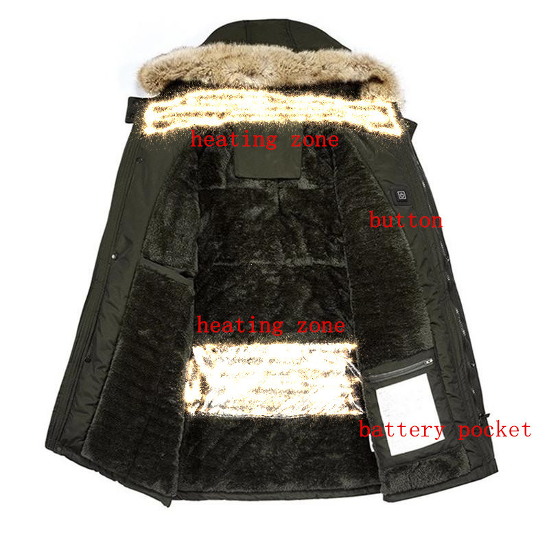 Battery Operated Coat