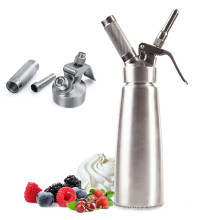 Sweet Tools Stainless Steel Whipped Cream Dispenser Whipper