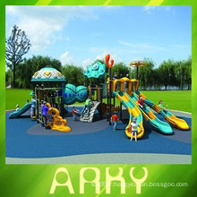 Lovely Kindergarten Outdoor Amusement Equipment