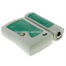 RJ45 RJ11 Cat5e Cat6 Network Lan Cable Tester w/ Package