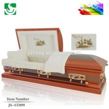 Купить кремации деревянной шкатулке JS-ST099