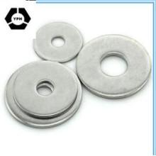 DIN125 304 Placa de aço inoxidável plana, lavadora plana