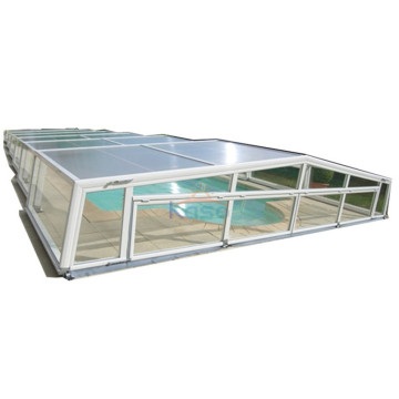 Sikkerhed Polycarbonat Swimming Pool Cover